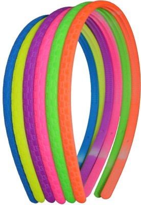 Indsights Trendvilla Neon Collection Hair Band