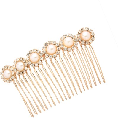20Dresses The Big Bright Flower Hair Clip(Gold)