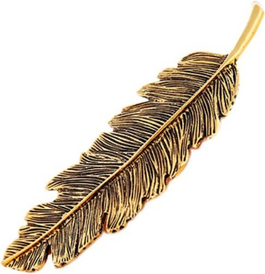 Young & Forever Bronze Leaf of Desire Hair Pin