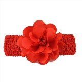 Crayon Flakes Head Band Head Band (Red)