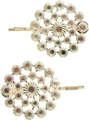Bows Are Wows Circlet Disc Drops Hair Pin
