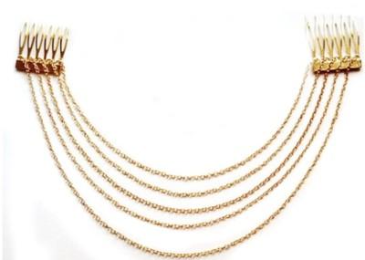 Dilan Jewels Fashion Tassles Hair Chain
