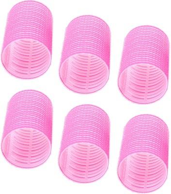 Style Tweak Soft Velcro Rollers Curlers Hair Clip