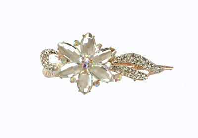 Itz About U Crystal Flower Hair Pin