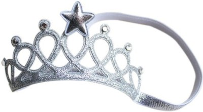Young & Forever Fashionable Glitter Crown Head Band
