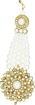 Zaveri Pearls Beautiful Traditional Passa Hair Accessory Set