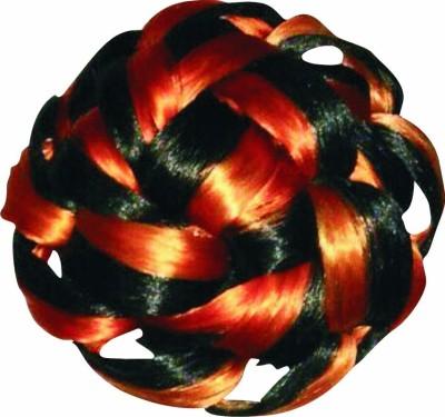 Ragahv Hairs Golden Black Hair Bun