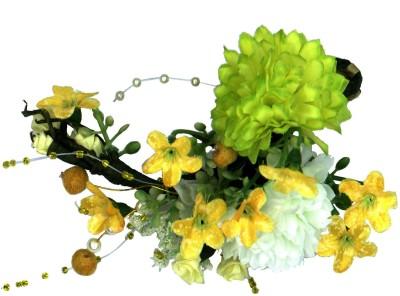Amberrose floral hair clips Hair Clip