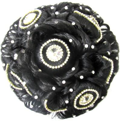 Krishna Creation Thin Hair Bun