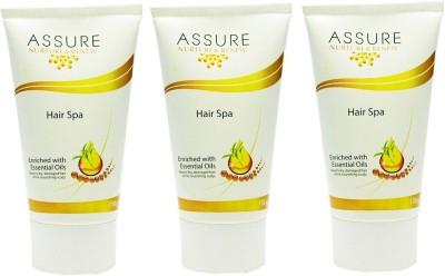 Assure Nurture and Renew Hair Spa Hair Accessory Set