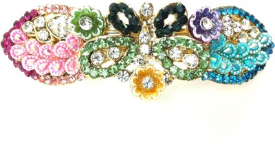 DayLily ColorfulButterfly Hair Clip