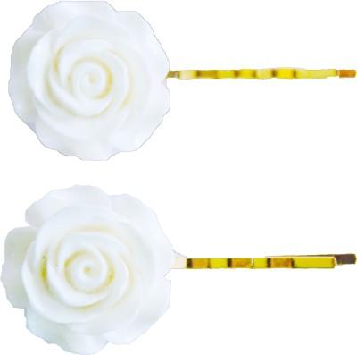 Bows Are Wows Royal Rose Hair Pin