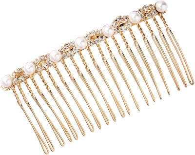 20Dresses Twisted In Hair Clip(Gold)