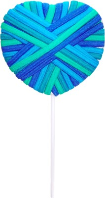 FashBlush Forever New Pop Heart Lollipop Hair Accessory Set