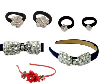 Itz About U Accesory Combo Hair Accessory Set