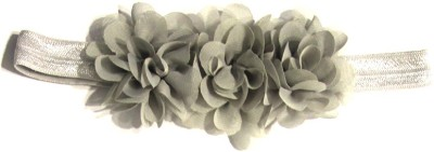 BabyCouture Triple Chiffon Flower Baby Head Band