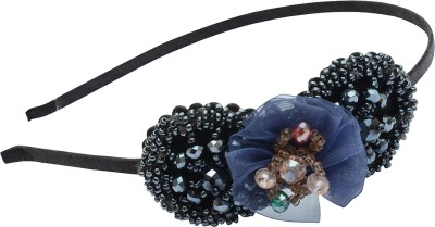 Foppish Mart Stunning Richly Beaded Hair Band
