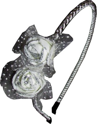 GD Small Rose Floral Hair Band