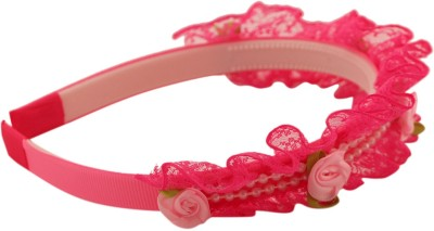 Pikaboo Little Girl,S Lace Hair Band