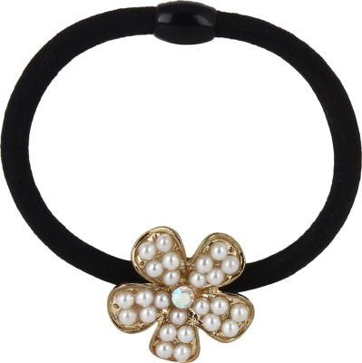 Fayon Statement Floral Rubber Band