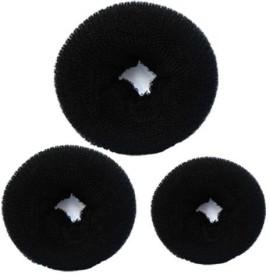 Majik 3 Different Sizes Hair Donuts Bun