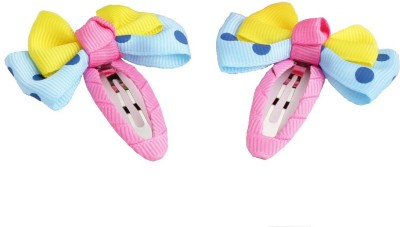 Angel Closet Bow Hair Tic Tac Clip