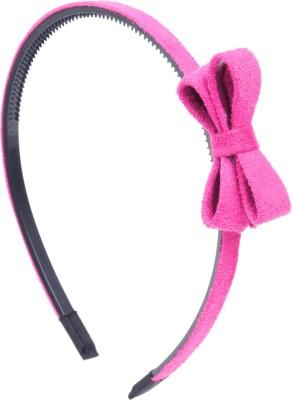 RUBANS Pink Hair Band