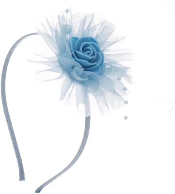 Adorelabel Pearl Flower Bunch for Girls Hair Band