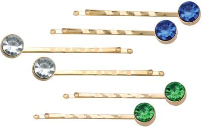 Sparkle Street Colour Drops Hair Pin