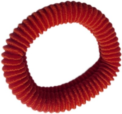 DCS Elastic Woolen Red Rubber Band