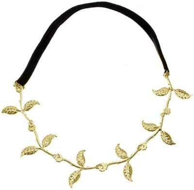Young & Forever Victoria Beckham Inspired Leaves Head Band