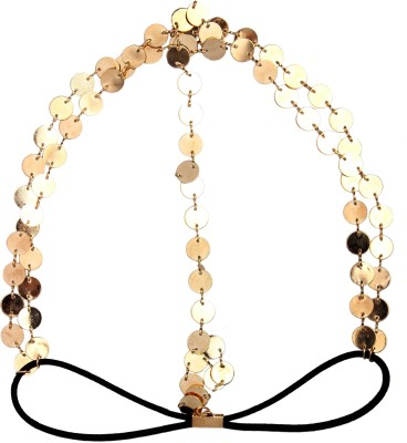 20Dresses Bohemian Rhapsody Hair Chain(Gold)