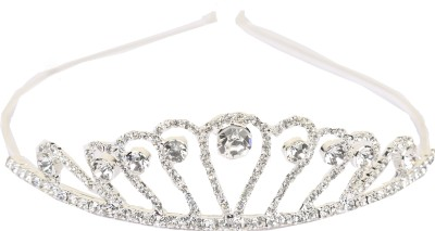 Pink Chick Princess Tiara Hair Band