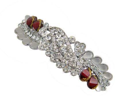 Taj Pearl Designer Hair Clip