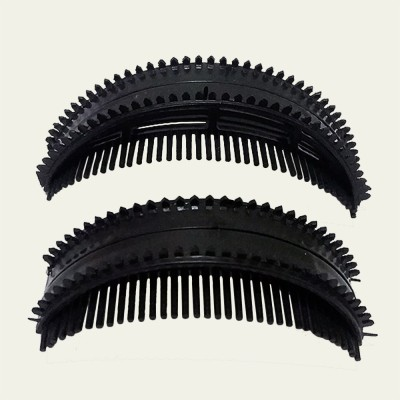 Best & Lowest Stylish Hair Puff Combs - Set Of 2 Hair Accessory Set