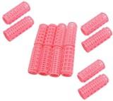 Envyon 14 PC Plastic Hair Curlers, Rolle...
