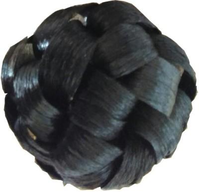 Ragahv Hairs Black Hair Bun