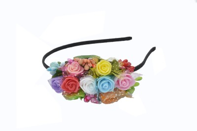 Itz About U Flower Hair Band