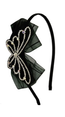 Itz About U Studded Butterfly Hair Band