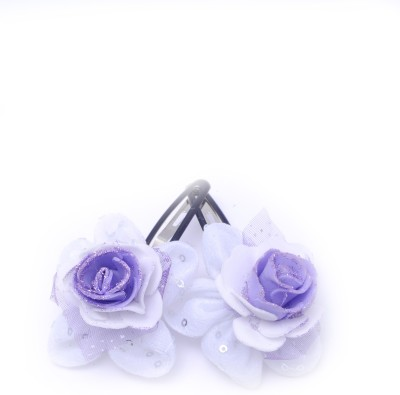 Soni Fashions Rose Shaped Flower Tic Tac Clip