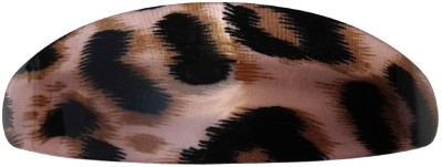 Shreya Collection Multicolour Shiny Hair Ponytail Barrette Clutcher Clip Alligator Buckle - 10046.13 Back Pin