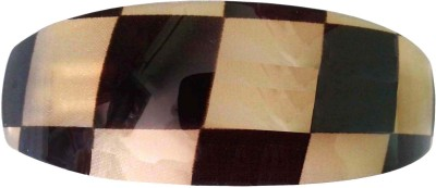 Shreya Collection Shiny Hair Ponytail Barrette Clutcher Clip Alligator Buckle Back Pin