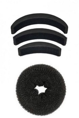 HomeoCulture SmallDVolu Hair Accessory Set(Black)