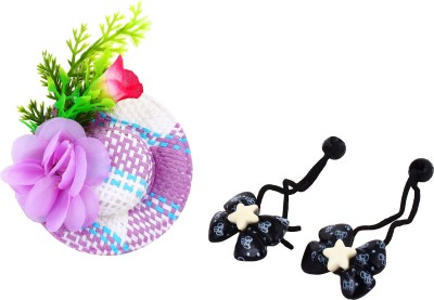 JUSF2 Clips Hair Accessory Set