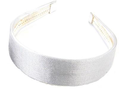 Sanjog Glitter Silver Color For Girls/Kids Hair Band