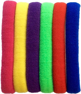 B-Fashionable Assorted Colour Elastic Rubber Band