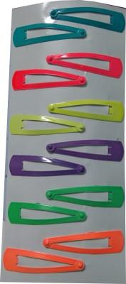 FashionFundamentals Colorful Tic Tac Clip