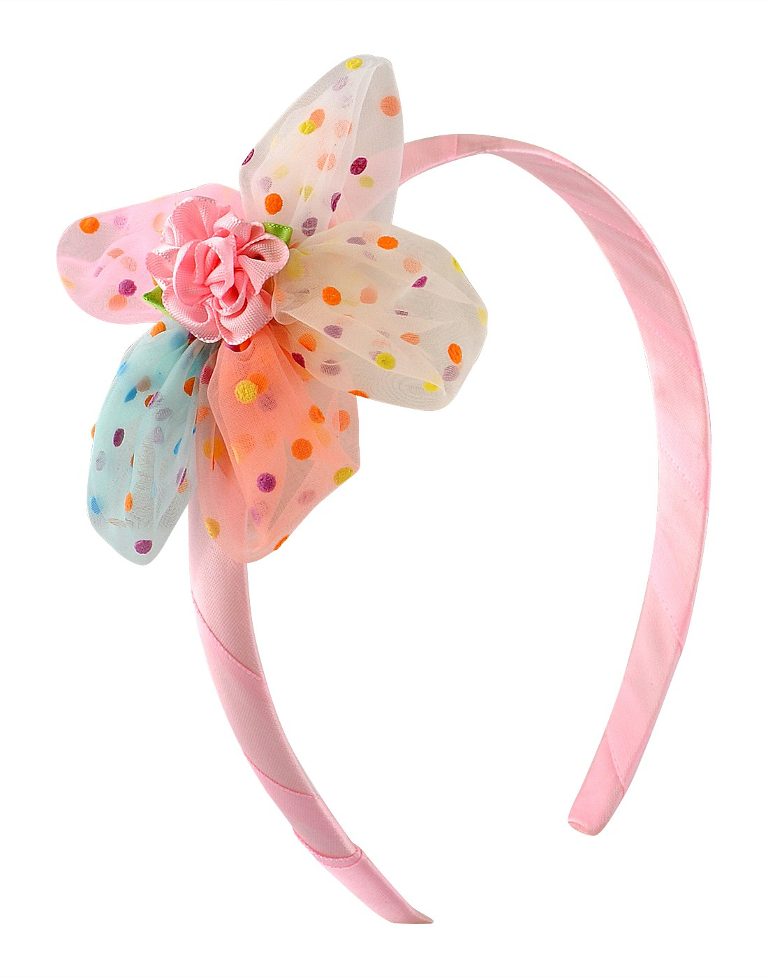 Stoln Floral Hair Band(Multicolor)