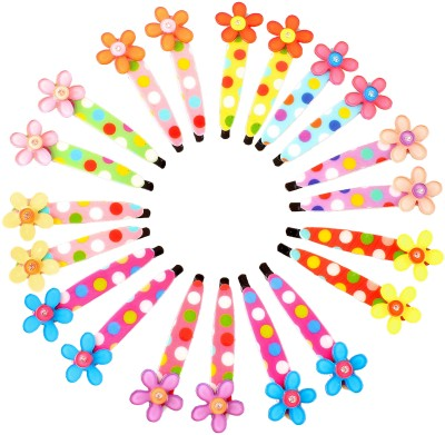 TAKSPIN colorful flower Hair Pin