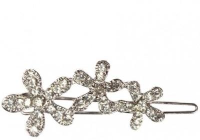Crunchy Fashion Three Flowers Hair Pin